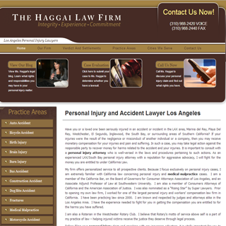The haggai Law Firm
